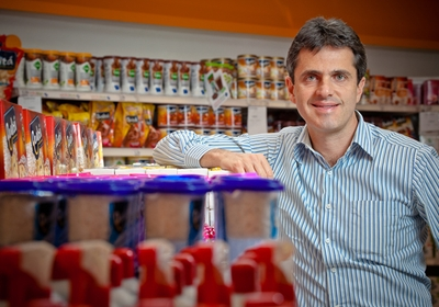 Marcelo Bazzali, diretor de marketing varejo do Pão de Açúcar (Foto: Christian Castanho)