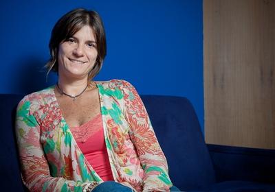 Luciene Schedenffeldt, gerente de multicanalidade do Grupo Pão de Açúcar (Foto: Christian Castanho)