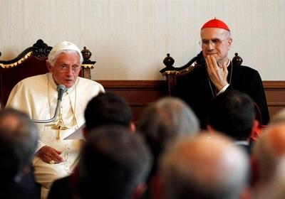 Papa Bento XVI (Foto: EFE/Luca Bruno)