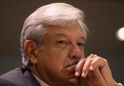Andrés Manuel López Obrador, candidato derrotado nas eleições presidenciais do México (Foto: EFE/SASHENKA GUTIÉRREZ)