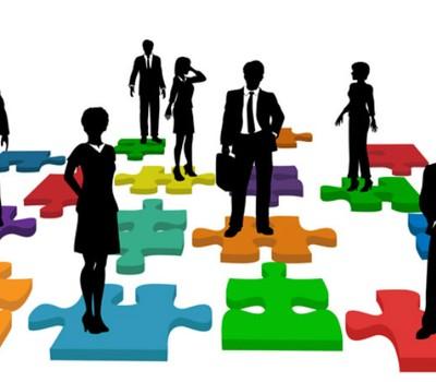 Trabalho em equipe Redes sociais mídias sociais  (Foto: Shutterstock)