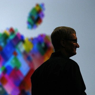 Tim Cook, CEO da Apple (Foto: Getty Images)