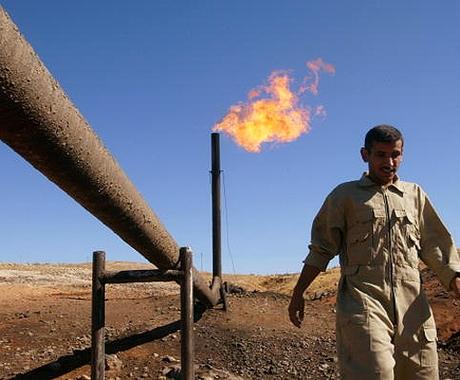 Iraque Produção de petróleo (Foto: Getty Images)