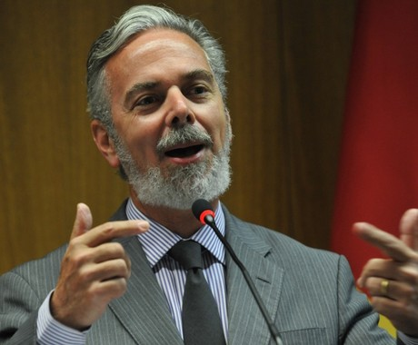 Ministro das Relações Exteriores Antonio Patriota (Foto: Fabio Rodrigues Pozzebom/ABr)