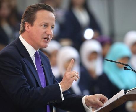 David Cameron, primeiro-ministro do Reino Unido (Foto: Getty Images)