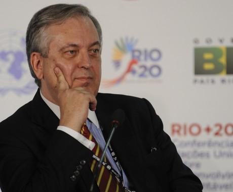 O embaixador Luiz Alberto Figueiredo (Foto: Fabio Rodrigues Pozzebom/ABr)