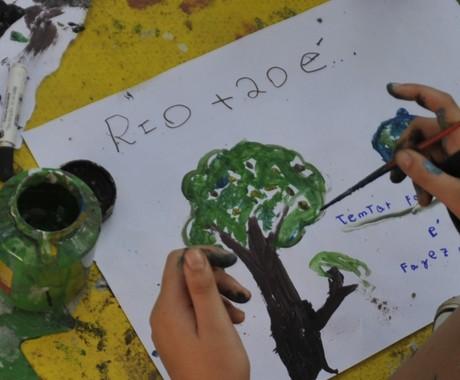 Rio+20 (Foto: Marcello Casal Jr./ABr)