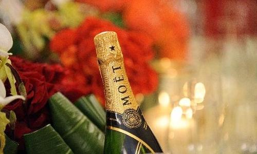 Moët Hennessy (Foto: AFP Photo)