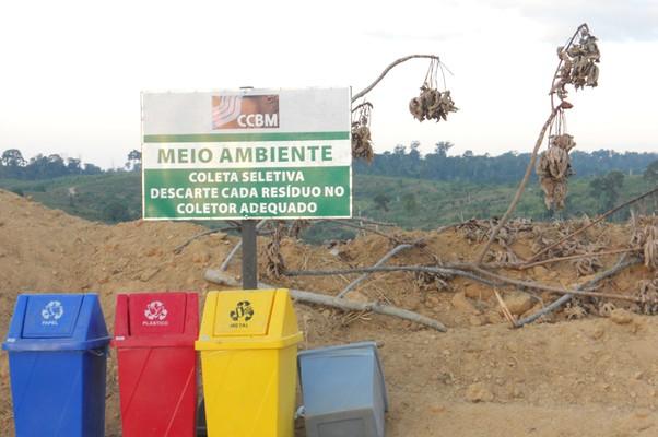 Visão ambiental na Amazônia. (Foto: Eliane Brum / Arquivo Pessoal )