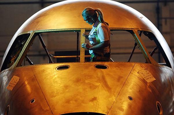 Embraer (Foto: Marcio Scavone/Época NEGÓCIOS)