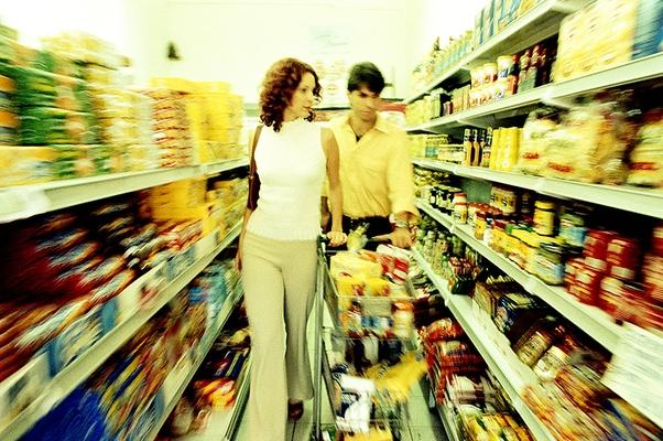 Preços devem cair nas gôndolas, diz IDV (Foto: Shutterstock)