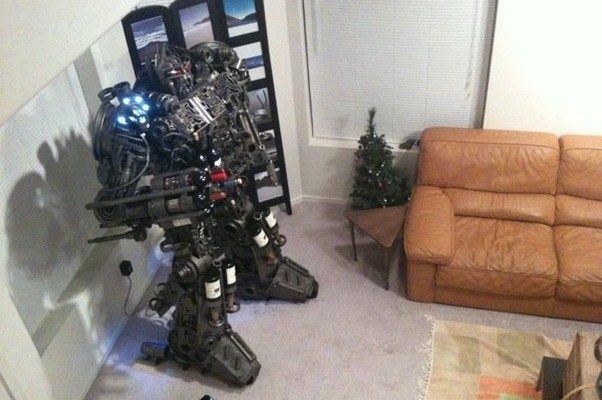 Transformers (Foto: Reprodução / Internet)