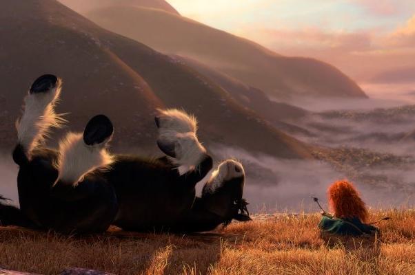 Valente, o lançamento mais recente da Disney-Pixar (Foto: Divulgação/Disney)