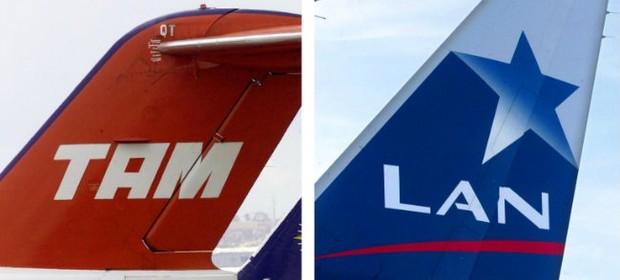 A Airbus vê com bons olhos a fusão da LAN com a TAM
