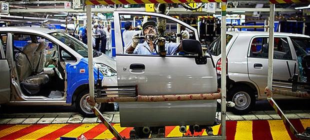 Faturamento da indústria automotiva tem queda de 24,2% no mês (Foto: Divulgação)