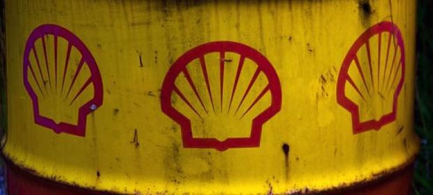 Barril de petróleo da Royal Dutch Shell (Foto: Getty Images)