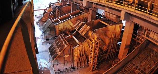 Vale prevê que fechará o ano na meta com 310 toneladas PA (Foto: Vale)