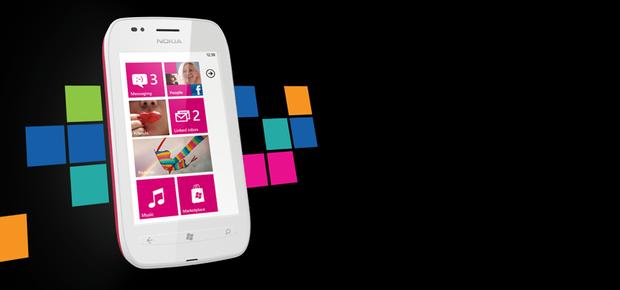 Nokia Lumia 710 (Foto: Divulgação)