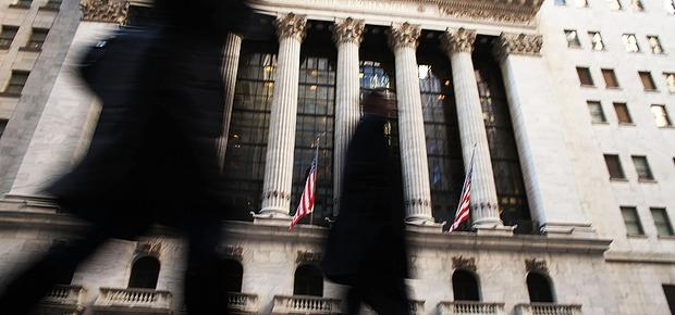 Bolsa de Nova York caem com Espanha e balanços negativos (Foto: Getty Images)