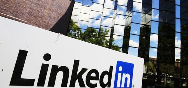 Fachada da sede do LinkedIn (Foto: Getty Images)