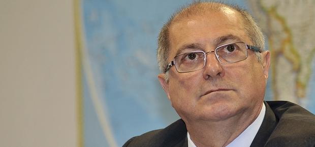 O ministro das Comunicações, Paulo Bernardo (Foto: Antonio Cruz/ABr)