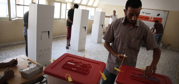 Eleições na Líbia (Foto:  Photo/Manu Brabo)