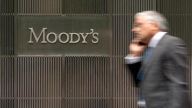Sede da agência de classificação Moody's em Nova York (Foto: AFP Photo)