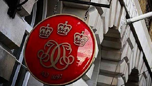 Sede do Coutts & Co: banco oficial da Rainha Elizabeth II (Foto: Getty Images)