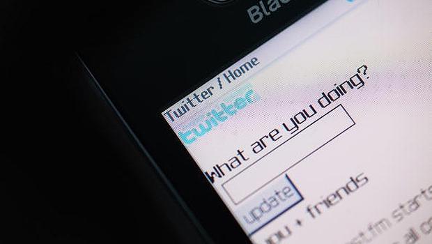 """Twitter: muitos """"conselhos"""" de pouca relevância, na opinião de James Champy (Foto: Getty Images)"""