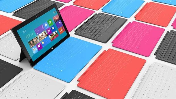 Surface Microsoft (Foto: EFE)