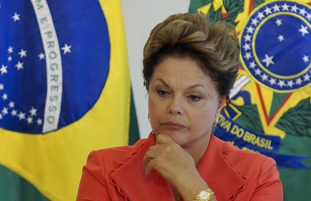 A presidente Dilma Rousseff: juros nos padrões internacionais (Foto: Antonio Cruz/ABr)