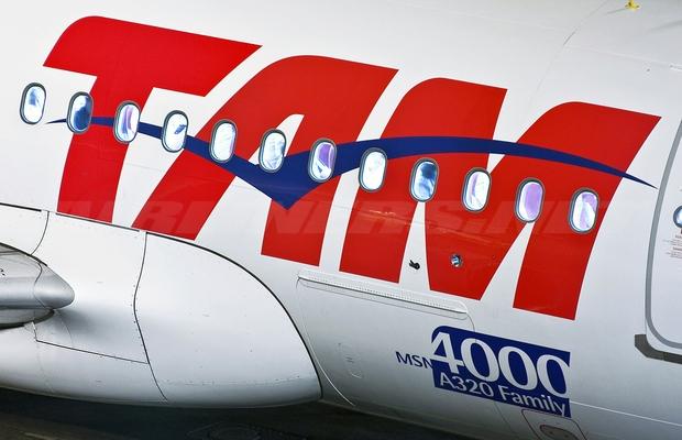 TAM Linhas Aéreas Aeroporto Avião (Foto: Reprodução internet)