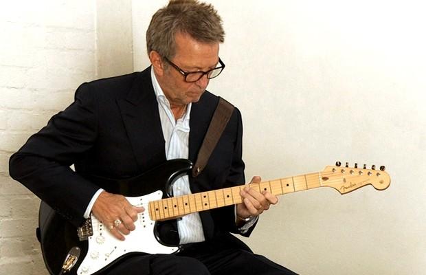Eric Clapton Fender (Foto: Divulgação)