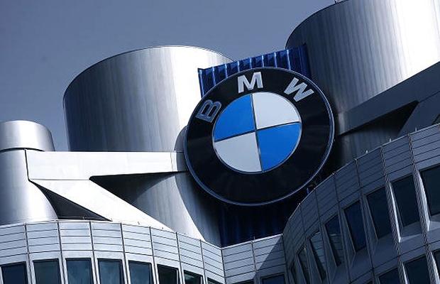 Sede da montadora alemã BMW (Foto: Getty Images)