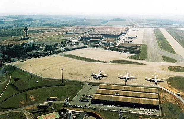 Aeroporto de Viracopos, em São Paulo (Foto: Divulgação)