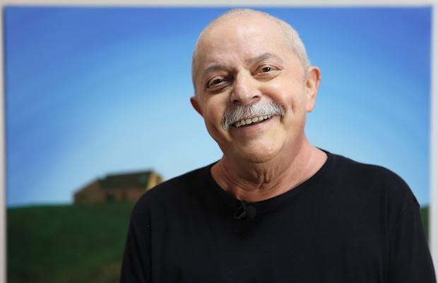 """O ex-presidente Luiz Inácio Lula da Silva: conversa com o """"compadre"""" sobre América Latina (Foto: Instituto Lula)"""