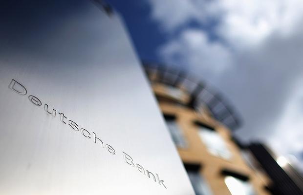 Fachada da sede do Deutsche Bank em Londres (Foto: Getty Images)