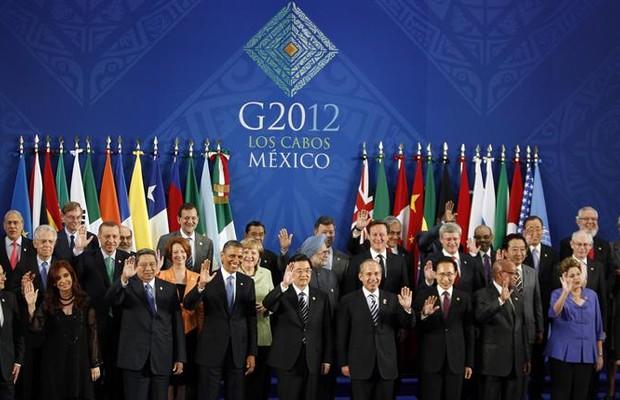 G20 (Foto: EFE)