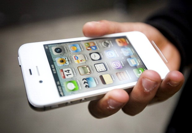 iPhone 4S Apple (Foto: Getty Images)