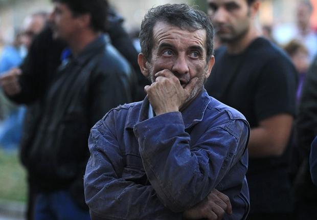 Desemprego na zona do euro (Foto: Getty Images)
