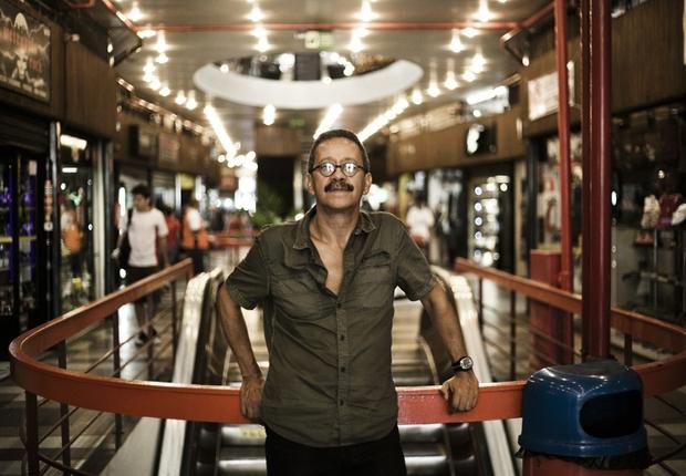 Antonio Souza Neto Toninho da Galeria do Rock (Foto: Enio Cesar)