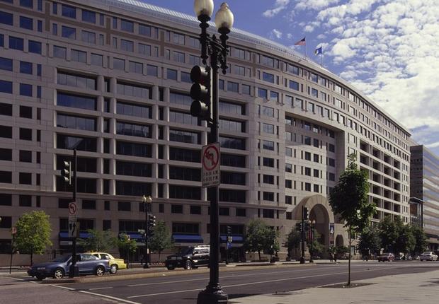 Sede do Banco Interamericano de Deesenvolvimento (BID) (Foto: Reprodução internet)
