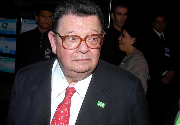 Delfim Netto, economista e ex-ministro da Fazenda (Foto: Agência Brasil)