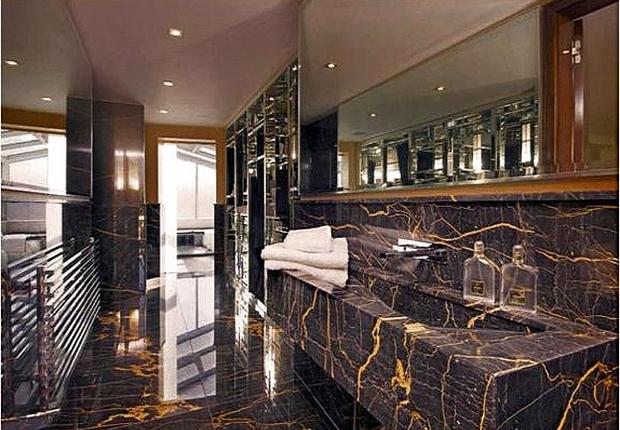 O apartamento de Wellington Court pertence a um milionário, que vai lucrar com a Olimpíada 2012 (Foto: Reprodução internet)