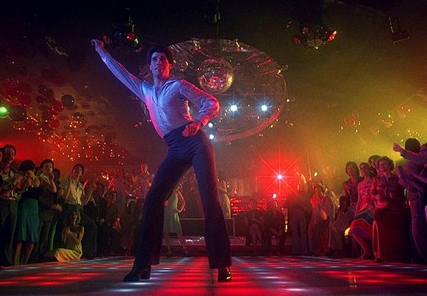Dancando discoteca