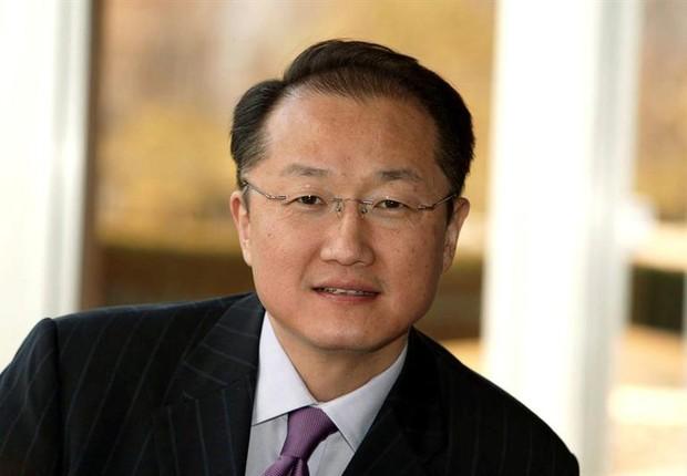 Jim Yong Kim, candidato a presidente do Banco Mundial (Foto: Agência EFE)
