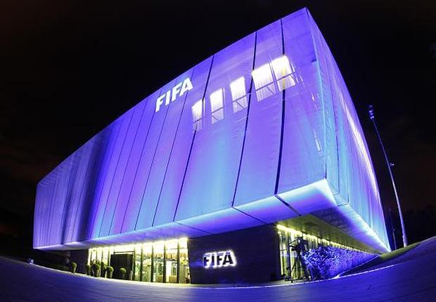 Sede da Fifa em Zurique, na Suíça (Foto: Getty Images)