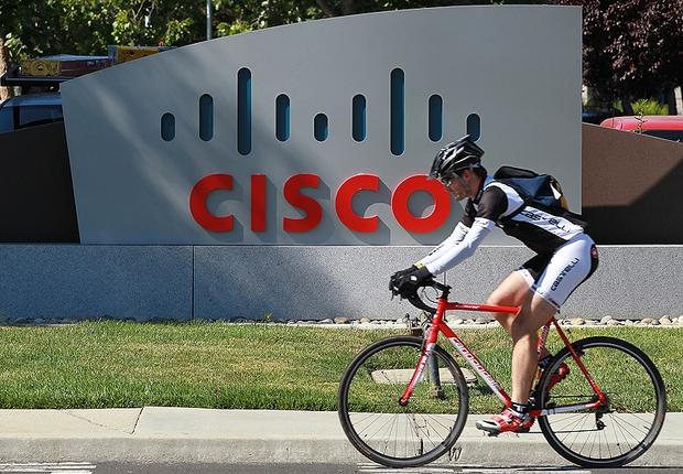Sede da Cisco na California (Foto: Getty Images)