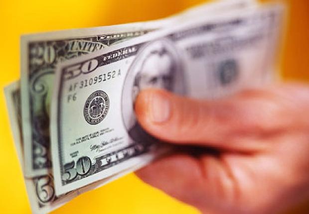 Dólar: mercados aliviados com dados melhores da Europa (Foto: Getty Images)