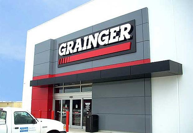 Unidade da W W Grainger, nos Estados Unidos (Foto: Divulgação)